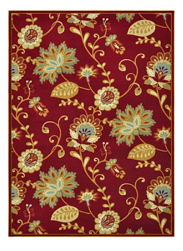 Loloi Rugs Wynn Collection Rug (Red)