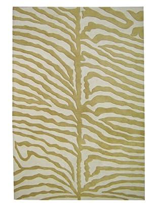 Horizon Safari Rug (Olive/Ivory)