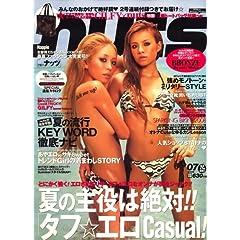 Happie nuts (ハピー ナッツ) 2008年 07月号