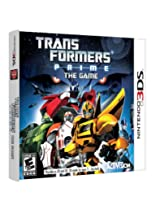 Transformers Prime: The Game (Nintendo 3DS) (NTSC)