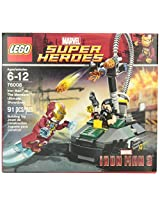LEGO Super Heroes Iron Man vs. The Mandarin Ultimate Showdown (76008)