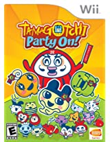 Tamagotchi Party On - Nintendo Wii