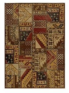 Rug Republic Tribal Lattice (Antique Gold)