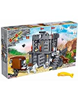 BanBao 8261 Castle Prison 705pc (Lego Compatible) with Brick Remover