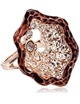 Shaze Ring for Women (Coral) (RG S40402RT-1)