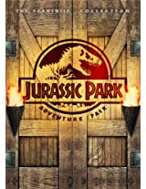 Jurassic Park Adventure Pack (Jurassic Park / The Lost World: Jurassic Park / Jurassic Park III)