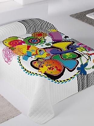 Kashi Kisu Colcha Bouti Zappy (Multicolor)