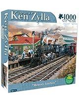Karmin International Zen Zylla Memory Junction Puzzle (1000-Piece)