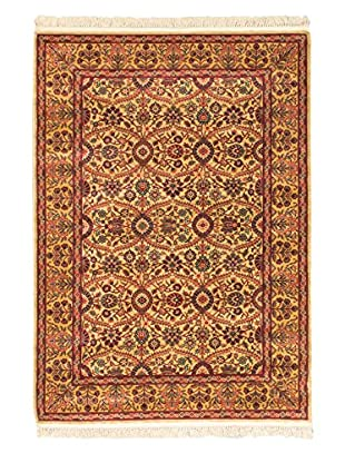 Royale Rug, Dark Copper/Light Yellow, 5' 3