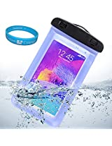 Sumaclife Black Underwater Waterproof Case Bag Pouch With Removable Strap Armband