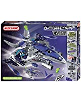 Meccano Silver Force Destroyer