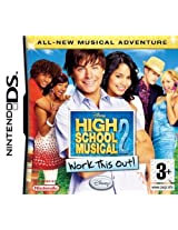 High School Musical 2: Work This Out - Nintendo DS
