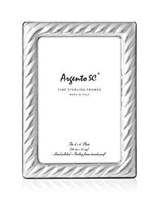 Argento SC Braid Sterling Silver Frame, 4