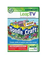 LeapFrog LeapTV Doodlecraft starring Mr. Pencil Educational, Active Video