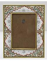 SR Crafts Miniature Design Marble Photo Frame