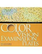 Color Vision Examination Plates