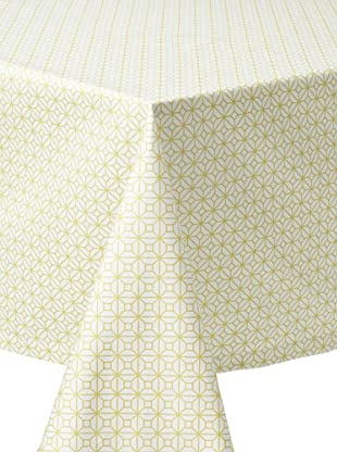 Blissliving Home Plaza Tablecloth (Moss)