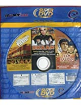 THE BURNING TRAIN/SHAAN/RAM BALRAM DVD