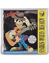 Alice A206 Acoustic Guitar Strings Pair