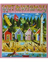 Wit & Whimsy My Beach 550 Jigsaw Puzzle New Sealed By Ceaco