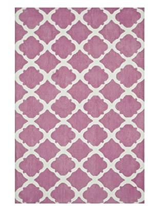 Loloi Rugs Piper Rug (Bubble Gum Pink)