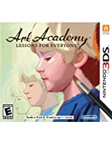 Nintendo 3DS Art Academy: Lessons for Everyone!