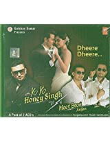Yo Yo Honey Singh V/S Meet Bros. Anjjan (Set of 2 CDs)