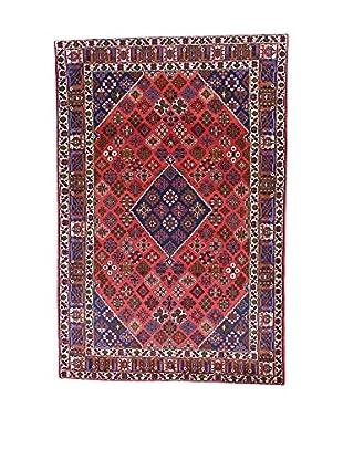 L'EDEN DEL TAPPETO Alfombra Meymeh Rojo/Multicolor 211 x 318 cm