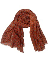 INDMODE Girls' Scarf (Coral)