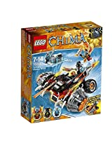 Lego Cima Tomakku of shadow Blazer 70 222