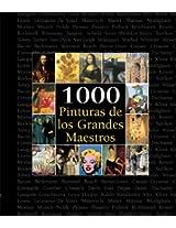 1000 pinturas de los grandes maestros /1000 Painting of the Great Teachers