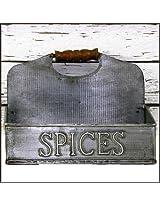 Vintage Lil Spice Pan (8