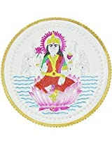 LGW Goddess Lakshmi Silver Precious Coin for Unisex (10Grams)