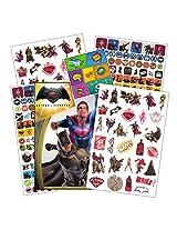Batman V Superman Stickers ~ Batman V Superman: Dawn Of Justice ~ Over 300 Stickers: Batman, Superman, Wonder Woman, And More!