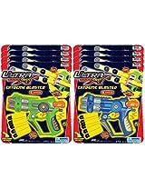 Ja-Ru Ultra Shot Extreme Blaster Party Favor Bundle 8-Pack