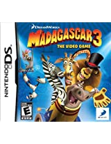 Madagascar 3: The Video Game (Nintendo DS) (NTSC)