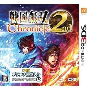 新品 3DSソフト 戦国無双 Chronicle 2nd