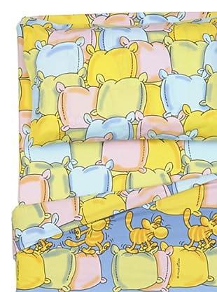 Cartoons Home Completo Letto Mordillo Soffitta (azzurro)