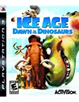 Ice Age: Dawn of the Dinosaurs (PS3)