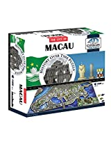 Macau, China (4D Cityscape)