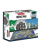 Macau, China (4D Cityscape)