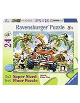 Ravensburger 4 Floor Jigsaw Puzzle (24-Piece)