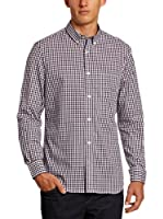 French Connection Camisa Odoric (Burdeos)