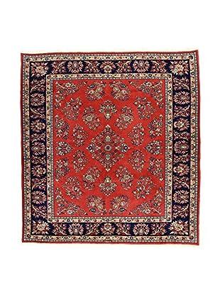 L'Eden del Tappeto Teppich Yazd rot/mehrfarbig 242t x t224 cm