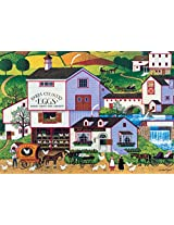 Buffalo Games Charles Wysocki: Virginia's Nest Jigsaw Bigjigs Puzzle (300 Large Piece)