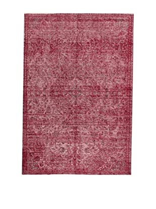 Design Community by Loomier Alfombra Revive Vintage Fresa 292 x 199 cm