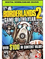 Borderlands 2 GOTY (PC Code)