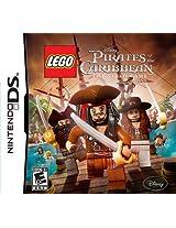 Lego Pirates of the Caribbean (Nintendo DS) (NTSC)