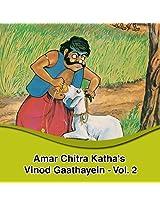 Amar Chitra Katha's Vinod Gaathayein - Vol. 2 (Hindi) (Set of 3 books)