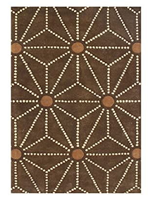 Horizon Rugs New Zealand Wool Rug (Toffee/Biscuit/Gray)